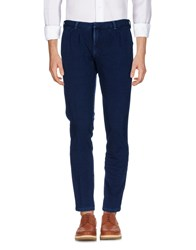 Circolo 1901 Casual Pants Dark Blue