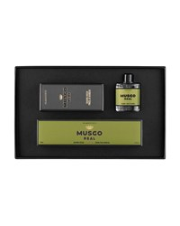 Musgo Real Classic Mini Cologne Shaving Cream And Brush Set