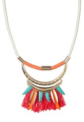 Vero Moda Vmnadine Necklace Pale Goldcoloured