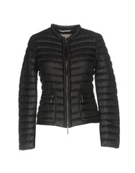Jan Mayen Coats And Jackets Down Jackets Black