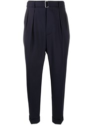 Officine Generale Tailored Tapered Trousers 60