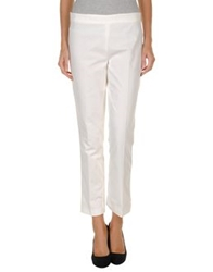 Ice Iceberg Casual Pants Ivory
