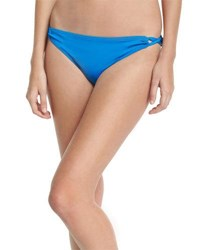 Tommy Bahama Pearl Loop Side Swim Bottom Blue