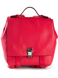 Proenza Schouler 'Courier' Backpack Red