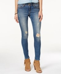 American Rag Charlie Wash Ripped Skinny Jeans Only At Macy's