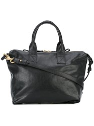 Cornelian Taurus By Daisuke Iwanaga Detachable Shoulder Strap Tote Women Calf Leather One Size Black