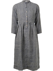 Visvim 'Holmes' Dress Blue