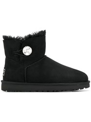 Ugg Australia Mini Bailey Boots Black