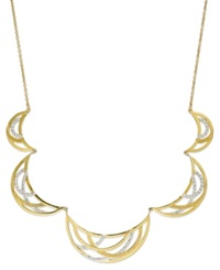 Sis By Simone I Smith 'Forever Shaunie' 18K Gold Over Sterling Silver Necklace Eternity Necklace