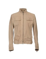 Matchless Jackets Beige