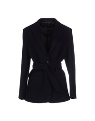 Mauro Grifoni Suits And Jackets Blazers Women Dark Blue