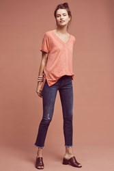 Anthropologie Dl1961 Mara Instasculpt Mid Rise Petite Jeans Denim Light