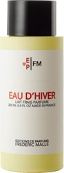 Frederic Malle L'eau D'hiver Body Lotion 200Ml Colorless