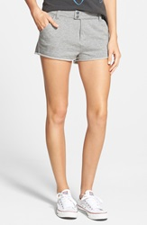 Rvca 'Well Child' Shorts Heather Grey