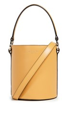 Meli Melo Santina Mini Bucket Bag Golden Hour