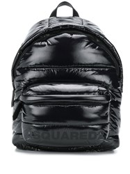 Dsquared2 Quilted Logo Backpack 60