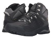 Keen Aphlex Mid Waterproof Black Black Men's Waterproof Boots