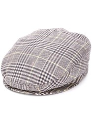 Isabel Marant Gabor Checked Cap 60