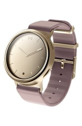Misfit Women's Phase Silicone Strap Smart Watch 40Mm