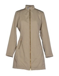 Aquarama Full Length Jackets Beige