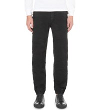 Ralph Lauren Triumph Moto Stretch Cotton Trouser Black