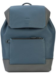 Coach Manhattan Backpack Blue