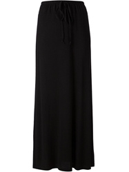 Splendid Maxi Skirt Black