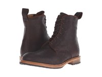 Billy Reid Anderson Boot Dark Brown Men's Dress Lace Up Boots