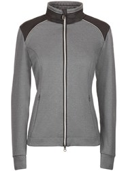 Chervo Pad Full Zip Sweater Grey