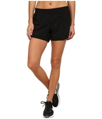 The North Face Reflex Core Shorts Tnf Black Tnf Black Tnf Black Women's Shorts
