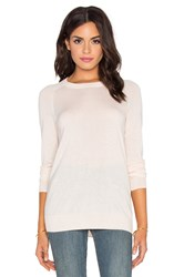 Ag Adriano Goldschmied Rylea Crew Neck Sweater Blush