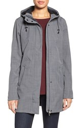 Ilse Jacobsen Women's Hooded Raincoat