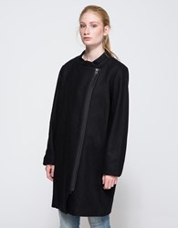 Just Female Clea Coat Black