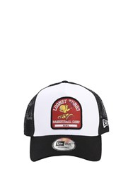 New Era Q3 Looney Tunes Baseball Hat White