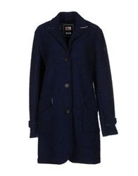 Roy Rogers Roy Roger's Coats Dark Blue