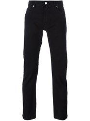 Helmut Lang Slim Fit Jeans Black