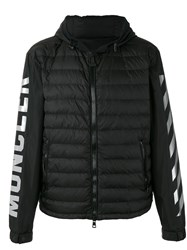 Moncler X Off White Tablier Jacket Black