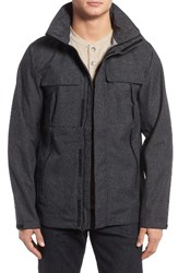 The North Face Men's Kassler Dryvent Field Jacket Tnf Black Heather