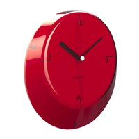 Bugatti Glamour Clock Red