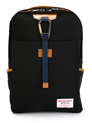 Master Piece 'Link' Backpack Black
