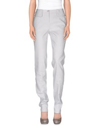 Emporio Armani Trousers Casual Trousers Women Light Grey