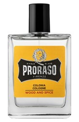 Proraso Men's Grooming Wood And Spice Cologne No Color