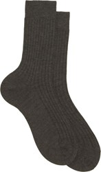 Maria La Rosa Knee Sock Black