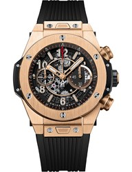 Hublot 411.Ox.1180.Rx Big Bang Unico King 18Ct Rose Gold And Rubber Watch