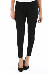 Kut From The Kloth Donna High Waist Ankle Skinny Jeans Black