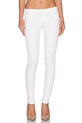 Black Orchid Jude Super Skinny Snow White