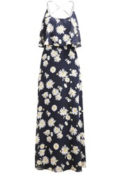 Mintandberry Maxi Dress Navy Blazer Dark Blue