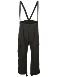Snow Peak Loose Fit Trousers With Braces 60