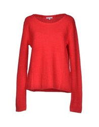Surface To Air Sweaters Coral