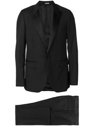 Lanvin Two Piece Suit Black